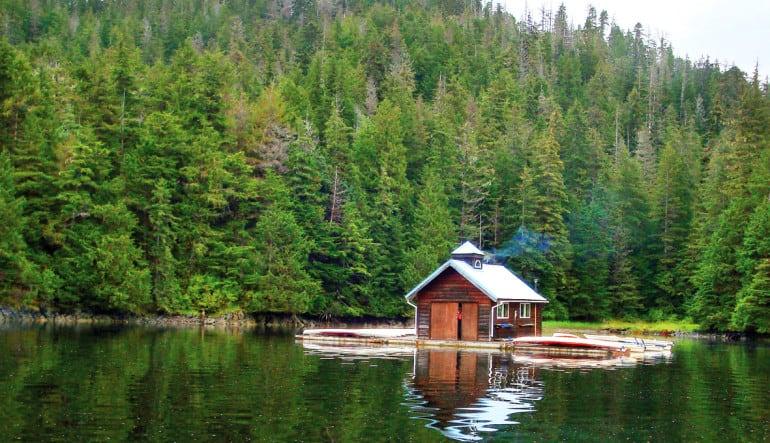 Sitka Sea Kayaking Tour - 3 Hours Cabin
