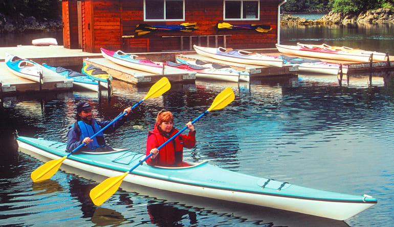 Sitka Sea Kayaking Tour - 3 Hours Couple
