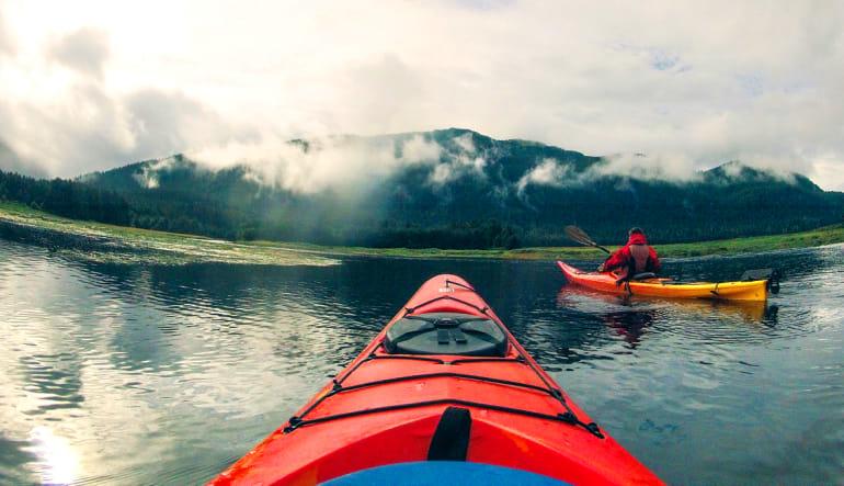 Sitka Sea Kayaking Tour - 3 Hours Views