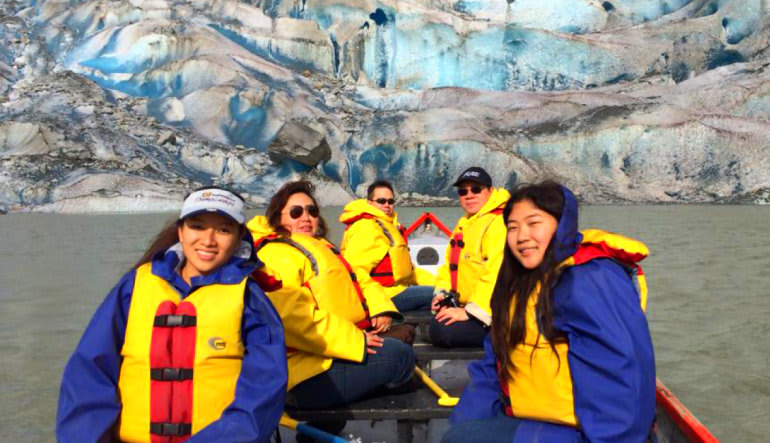 Canoe Adventure Mendenhall Glacier, Juneau - 1.5 hours  Group