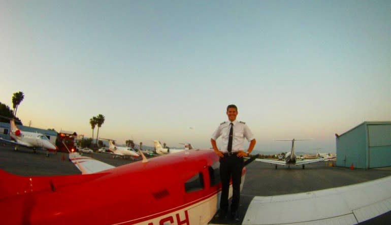 Discovery Pilot Flight Lesson, Los Angeles - 45 Minutes  Pilot