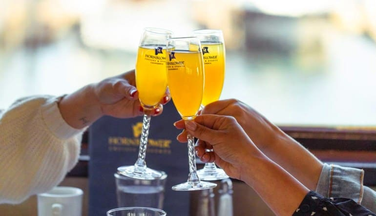 Saturday Champagne Brunch Cruise Marina Del Rey - 2 Hours Cheers