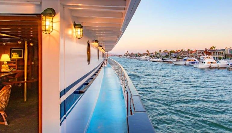 Saturday Champagne Brunch Cruise Marina Del Rey - 2 Hours Deck