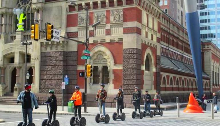 Philadelphia Segway Tour - 2 Hours