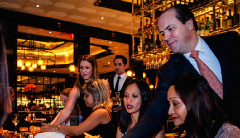 Las Vegas Foodie Walking Tour - Savors of the Strip Waiter