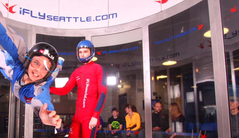 Indoor Skydiving Seattle