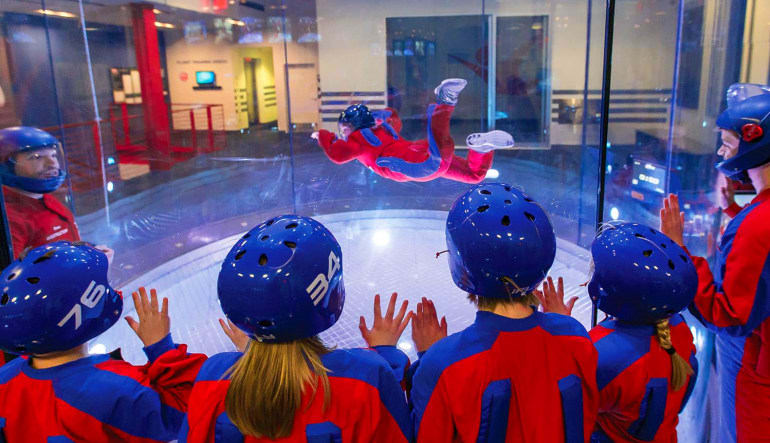 Indoor Skydiving Houston-Woodlands