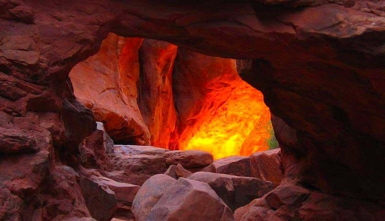 Moab Canyoneering - Half Day Trip