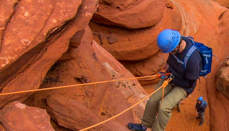 Granary Canyon Canyoneering Trip - Full Day