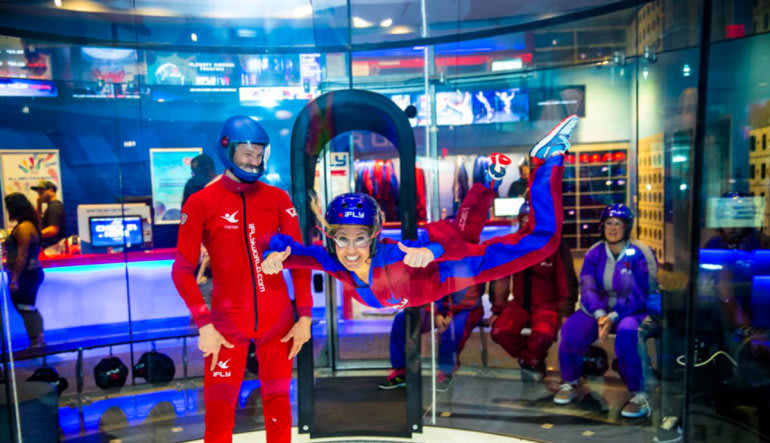 Indoor Skydiving King of Prussia