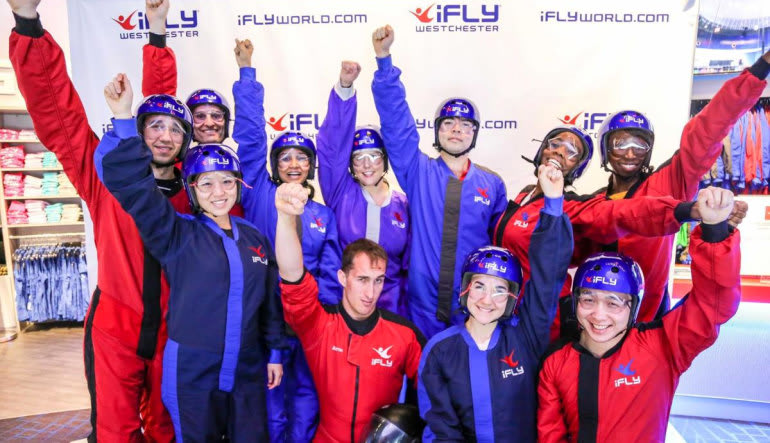 Indoor Skydiving Westchester