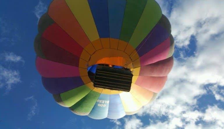 Hot Air Balloon Ride Scottsdale - 1 Hour Flight Balloons