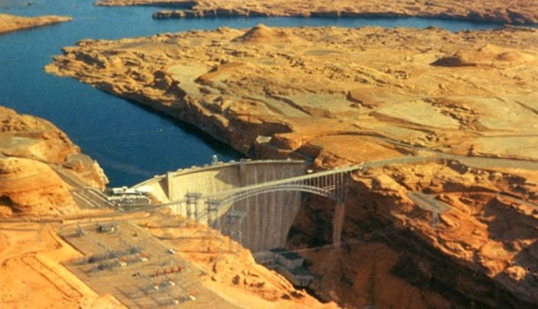 Helicopter Tour Horseshoe Bend - 10 Minutes Dam