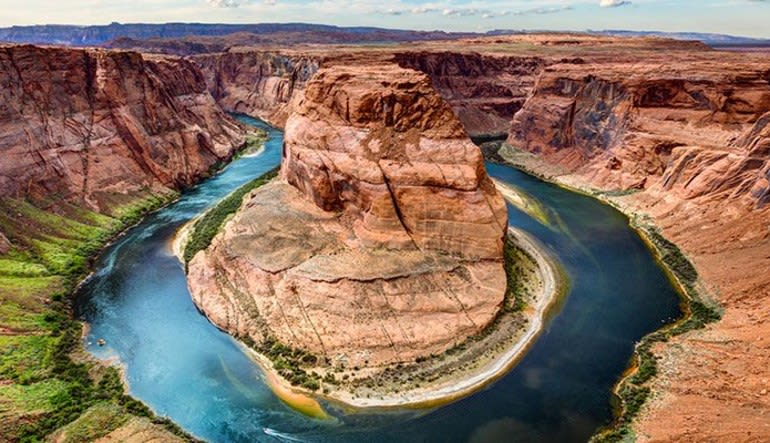 Helicopter Tour Horseshoe Bend - 10 Minutes