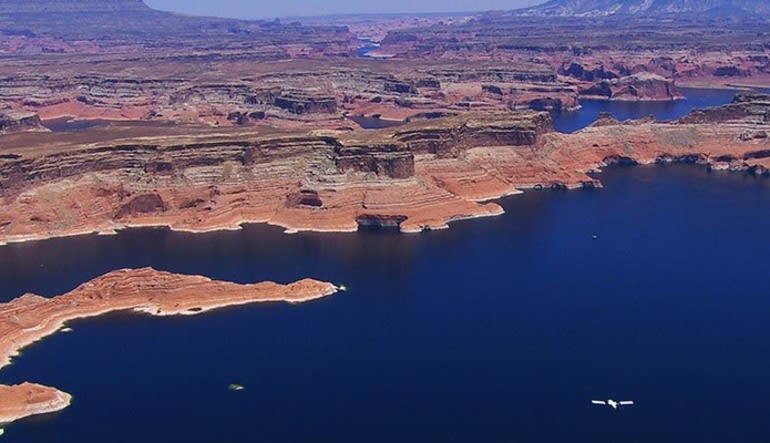 Helicopter Tour Horseshoe Bend - 10 Minutes Views