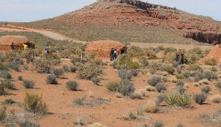 Grand Canyon West Rim Plane Tour, Native Explorer with Legacy