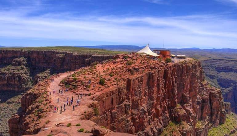 Grand Canyon West Rim Plane Tour, Native Explorer