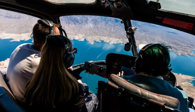 Helicopter Tour Grand Canyon, Floor Landing and Champagne Picnic - 4 Hours