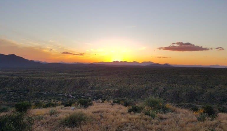 Hummer Tour Phoenix, Fountain Hills - 3 Hours Landscape