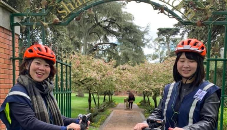 Segway Tour San Francisco, Golden Gate Park Tour Shakespears Garden