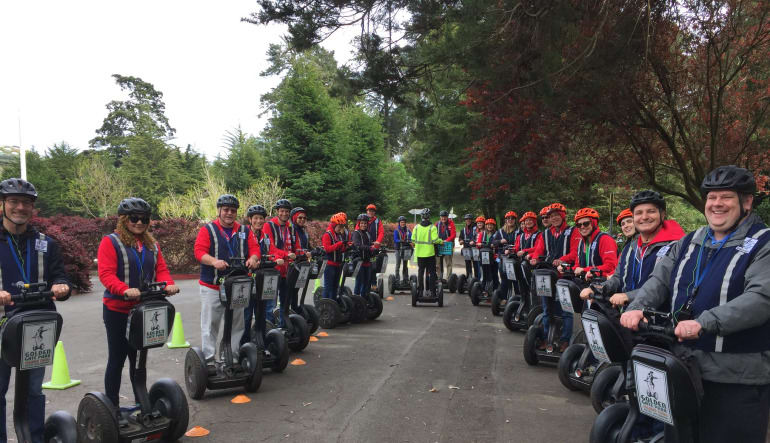 Segway Tour San Francisco Golden Gate Park Tour 2 5 Hours