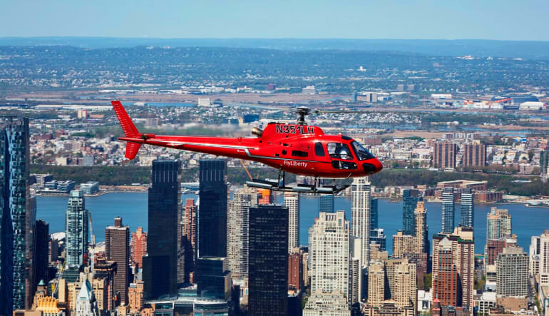 New York City Helicopter Ride, Big Apple Tour - 15 Minutes