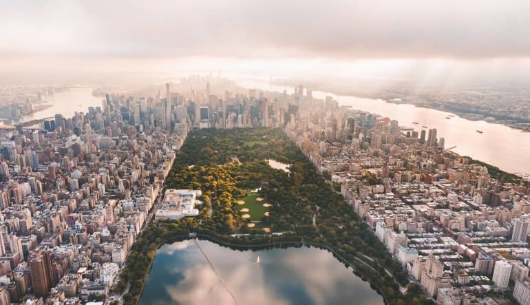 Private Helicopter Tour of New York City, Up To 5 Passengers - 30 Minute Flight Central Park