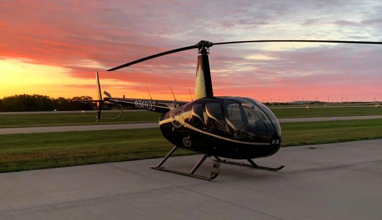Helicopter Tour Niagara Falls - 20 to 25 Minutes Aircraft