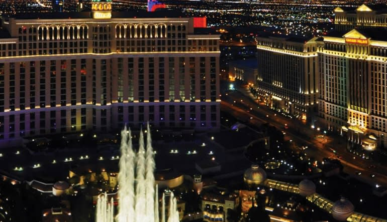 Las Vegas Helicopter Ride, City Lights Tour Vegas Baby