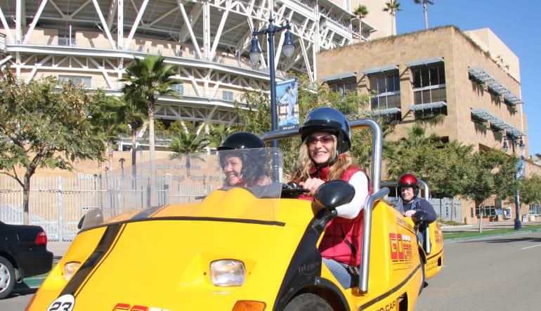 GoCar Tour San Diego 2 Hours