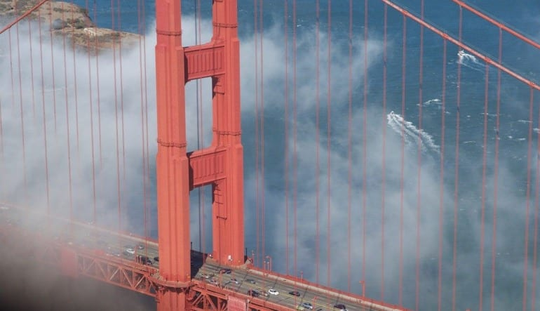 San Francisco Seaplane Ride, Golden Gate Tour - 30 Minutes