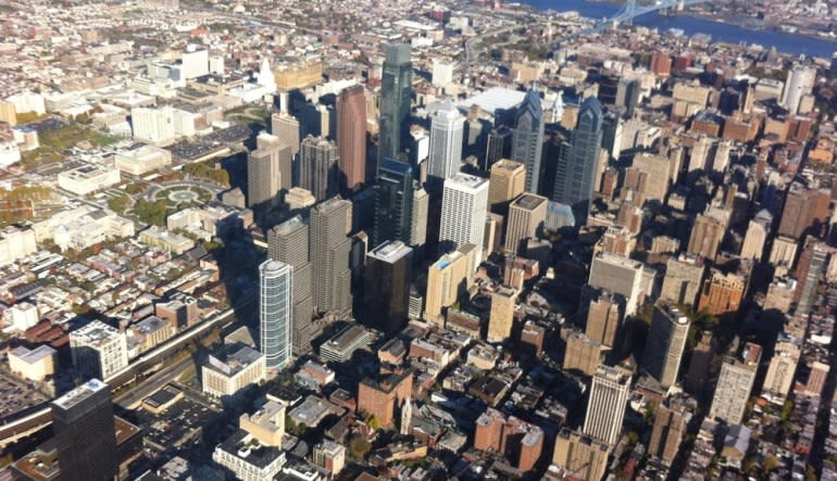 Private Helicopter Ride Philadelphia - 45 Minutes Birds Eye