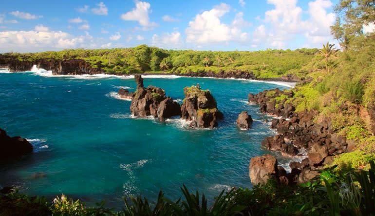 Helicopter Tour Maui - 70 Minutes Coastal