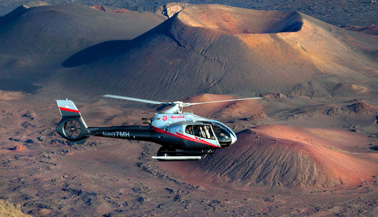 Helicopter Tour Maui - 70 Minutes Haleakala