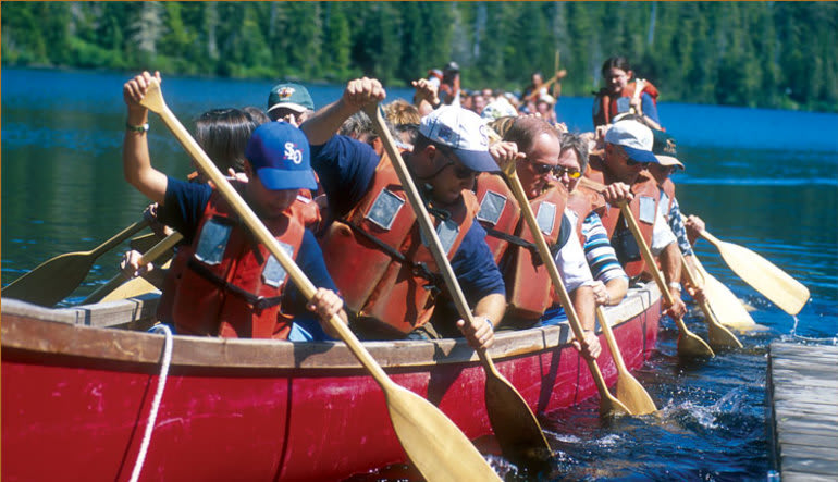 Ketchikan Rainforest Canoe & Nature Trail Adventure - 3.5 hours Group