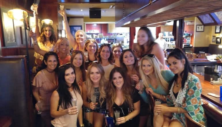 Happy Hour Private Pub Crawl Downtown Fort Lauderdale Ladies