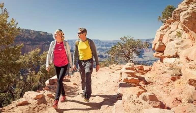 Grand Canyon Air & Hiking Tour, Phoenix Friends