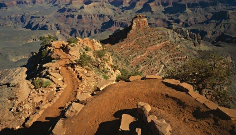 Grand Canyon Air & Hiking Tour, Phoenix Trail