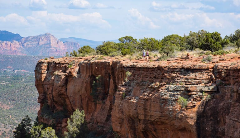 Sedona Air & Wine Tasting Tour From Phoenix - Full Day Landscape