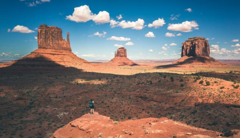 Scenic Monument Valley Air & Ground Tour from Phoenix