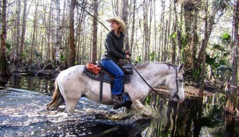Horseback Riding Orlando, Trail Adventure - 1 Hour