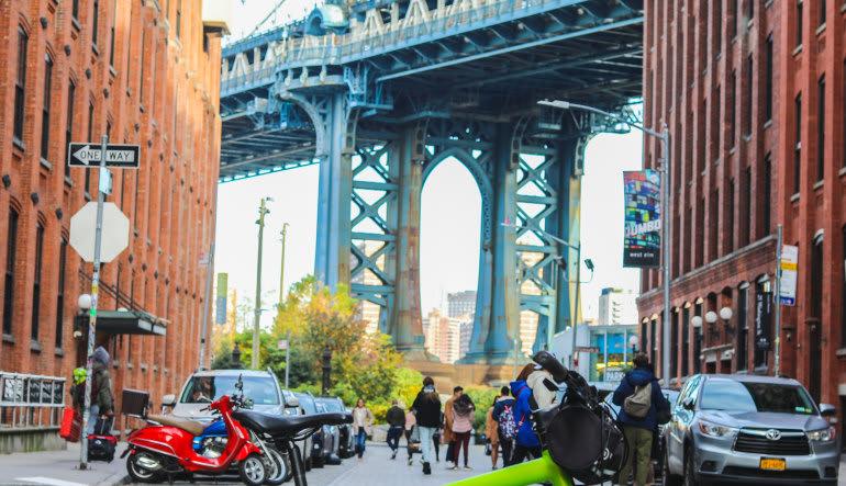 Brooklyn Bridge Bike Rental - Day Pass