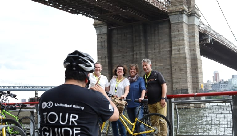 Brooklyn Waterfront Bike Tour - 2 Hours Couple