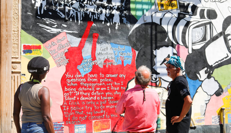 Harlem Highlights Bike Tour - 2 Hours Art