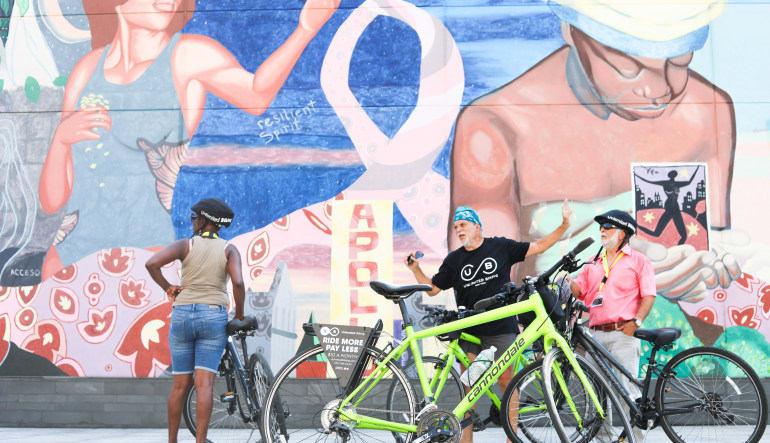 Harlem Highlights Bike Tour - 2 Hours Artwork