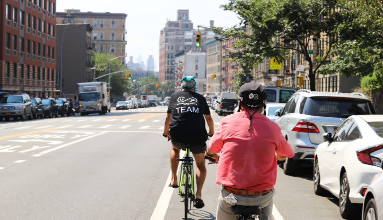 Harlem Highlights Bike Tour - 2 Hours Cycle