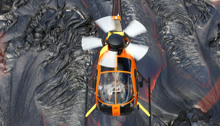 Helicopter Tour Oahu - Doors Off Magnum Experience - 1 Hour Flight Volcano