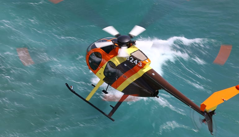Helicopter Tour Oahu - Doors Off Magnum Experience - 1 Hour Flight Heli