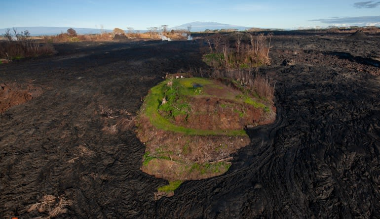 Helicopter Tour Big Island, Lava and Rainforests Adventure - 45 Minutes Natural Disasters