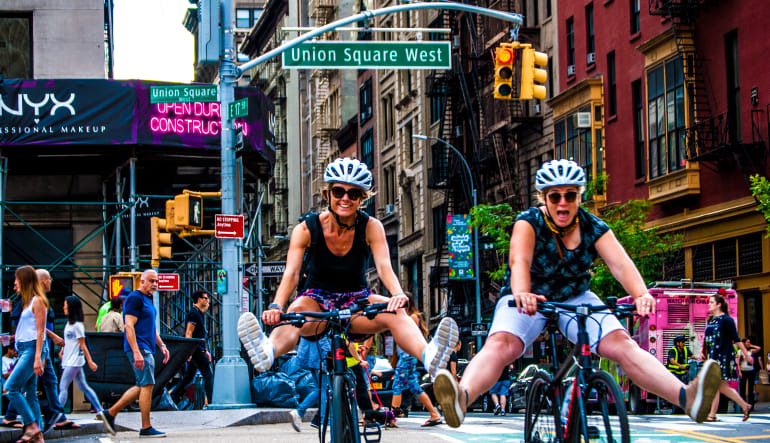 New York City Bike Tour, A Day in Brooklyn - 5 Hours